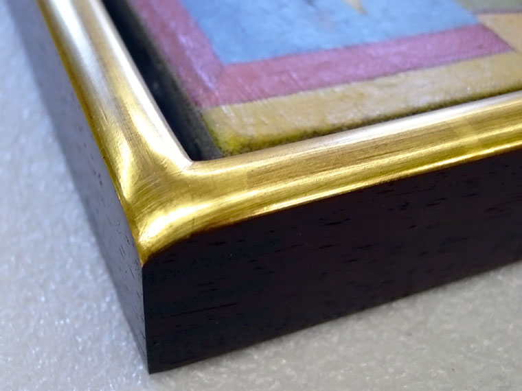 genuine gold leaf for