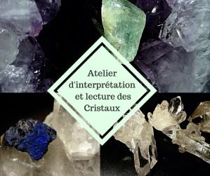 Stage d'interprétation des cristaux