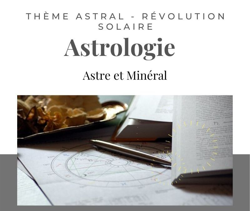 ASTROLOGIE-THÈME ASTRAL-CONSULTATIONS