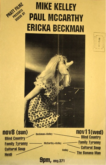 Pratt Film Series poster