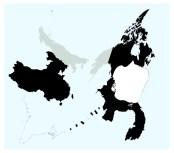 Mappa Mundi, Lize Mogel, 2008