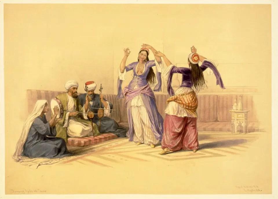 Ägyptischer Tanz, Orientalischer Tanz, Bauchtanz, Raqs Sharqi? Tanz der Be-Deutungen