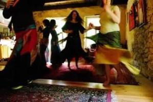Ägyptischer Tanz für Frauen