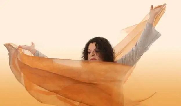Zentrierung - Bewegung aus der Körpermitte