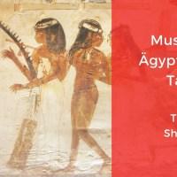 Musik für Ägyptischen Tanz - Teil 1