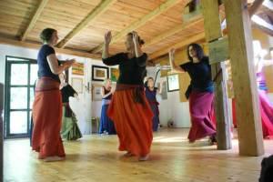 Improvisation im Ägyptischen Tanz