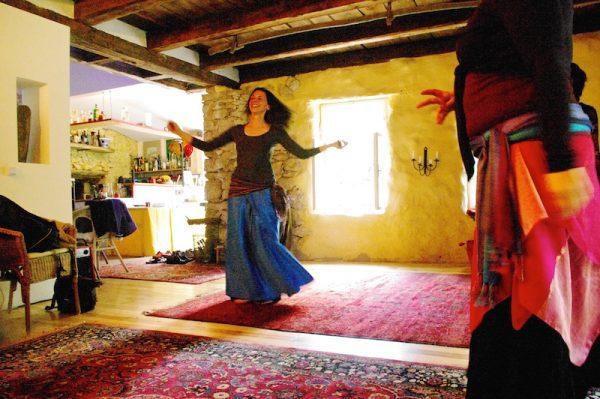 Tanzen macht glücklich