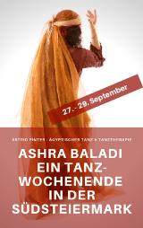 Ashra Baladi Wochenende in der Südsteiermark