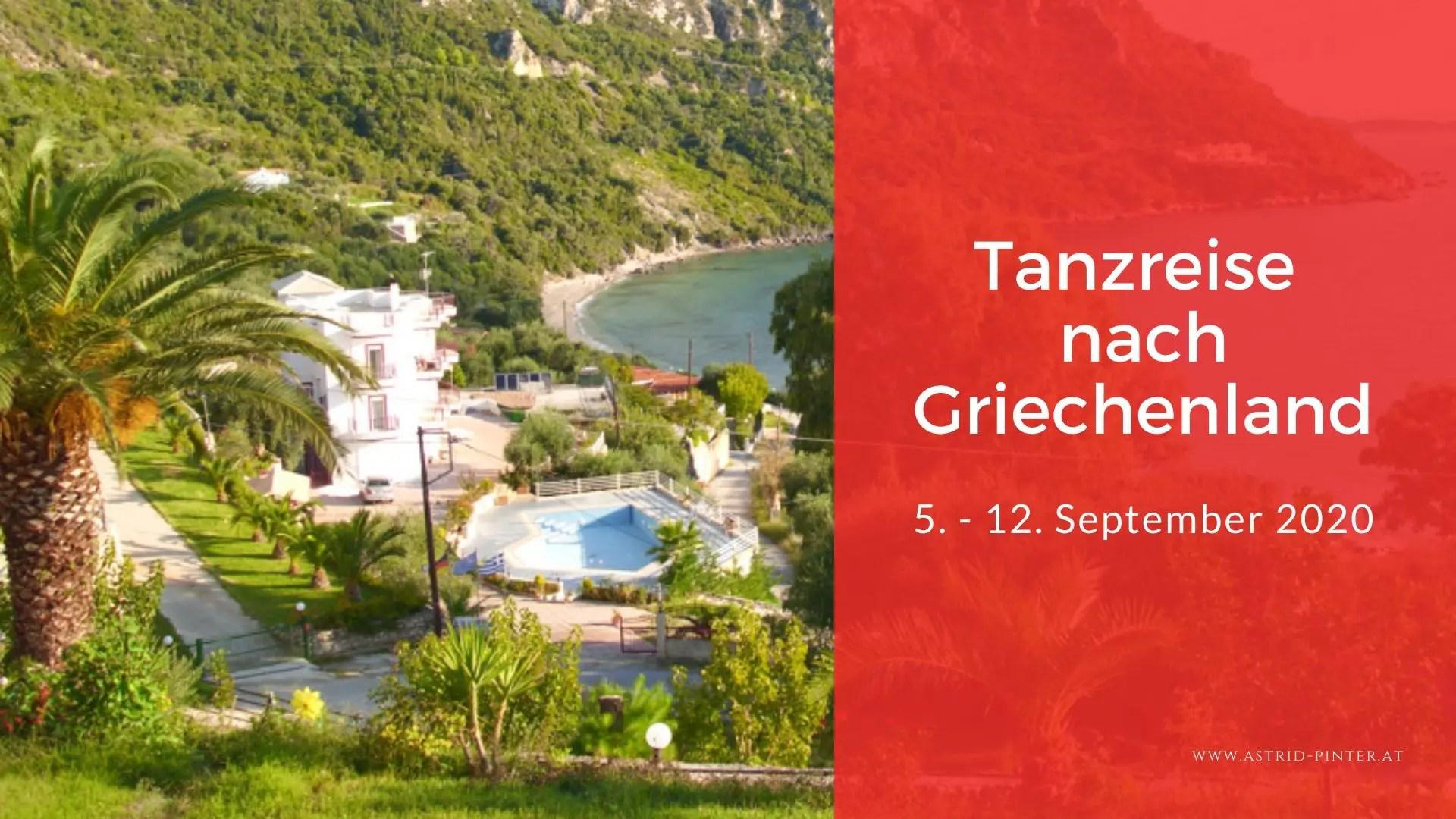 Tanzen und Meer - Tanzreise nach Sizilien
