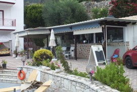 Tanzreise nach Griechenland - Terrasse