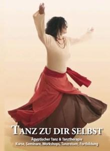 Ägyptischer Tanz & Tanztherapie, Flyer 2020