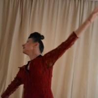 Monika Schabus-Steffen - die Pirouette in der Corona Krise