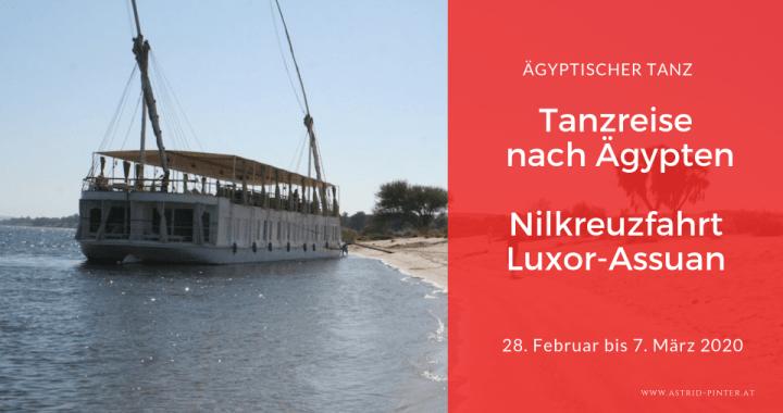 Tanzreise Ägypten Februar 2020