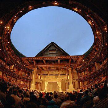 Théâtre du Globe / L'Impertinente Comédie