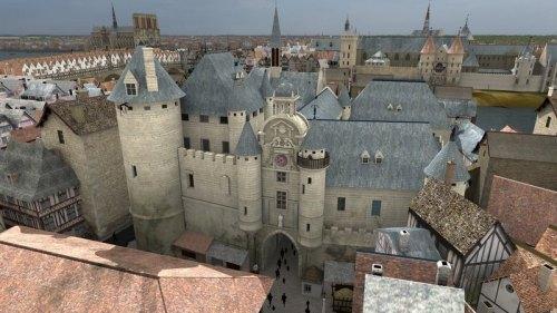 Palais de la Cité / Palais de Mir-Ambâd