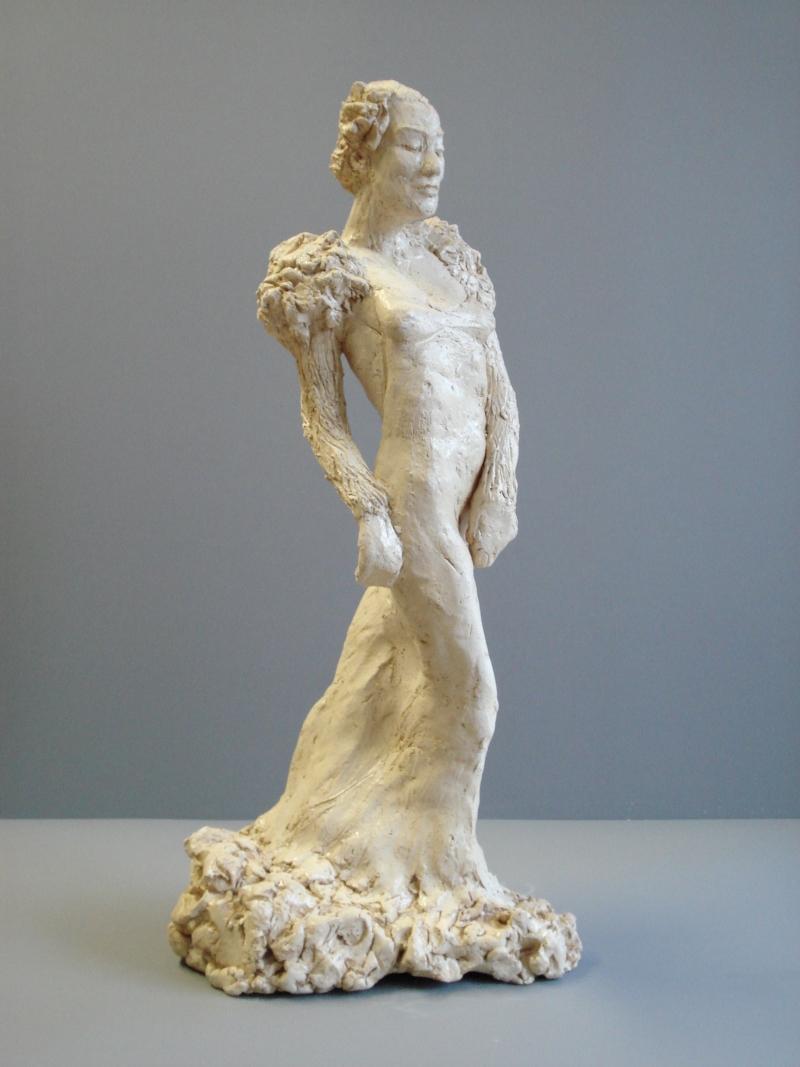 Mírame, Keramiek, 14 x 15 x 20 cm, 2007