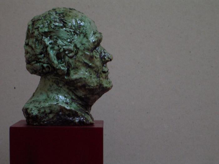 A.J. de Rie, Keramiek, 26 x 8 x 8 cm, 2006