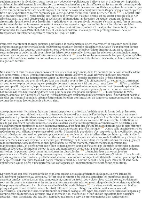 Les foules raisonnables. Notes sur les mouvements sans parti ni leader des années 2010 et leur rappo-page-009