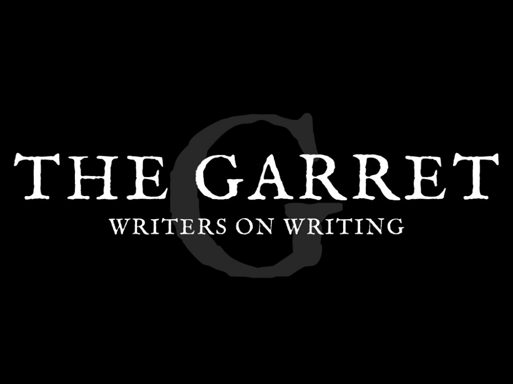 The Garret: Writers on Writing with Astrid Edwards