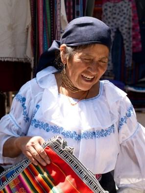 Otavalo Vendor