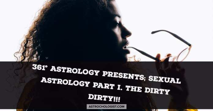 Sex astrology Ever Reese | Astrochologist.com