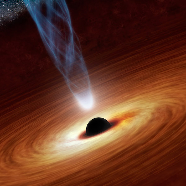Quasars & Black Holes – Public Talk
