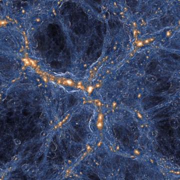 Discovery Links Early Opaque Universe to Galaxy Scarcity