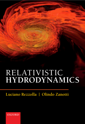 book of luciano rezzolla on relativistic hydrodynamics