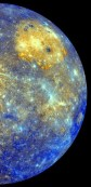Color Mosaic of Mercury