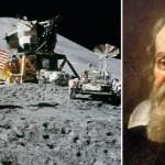 La pluma y el martillo. El experimento de Galileo en la Luna
