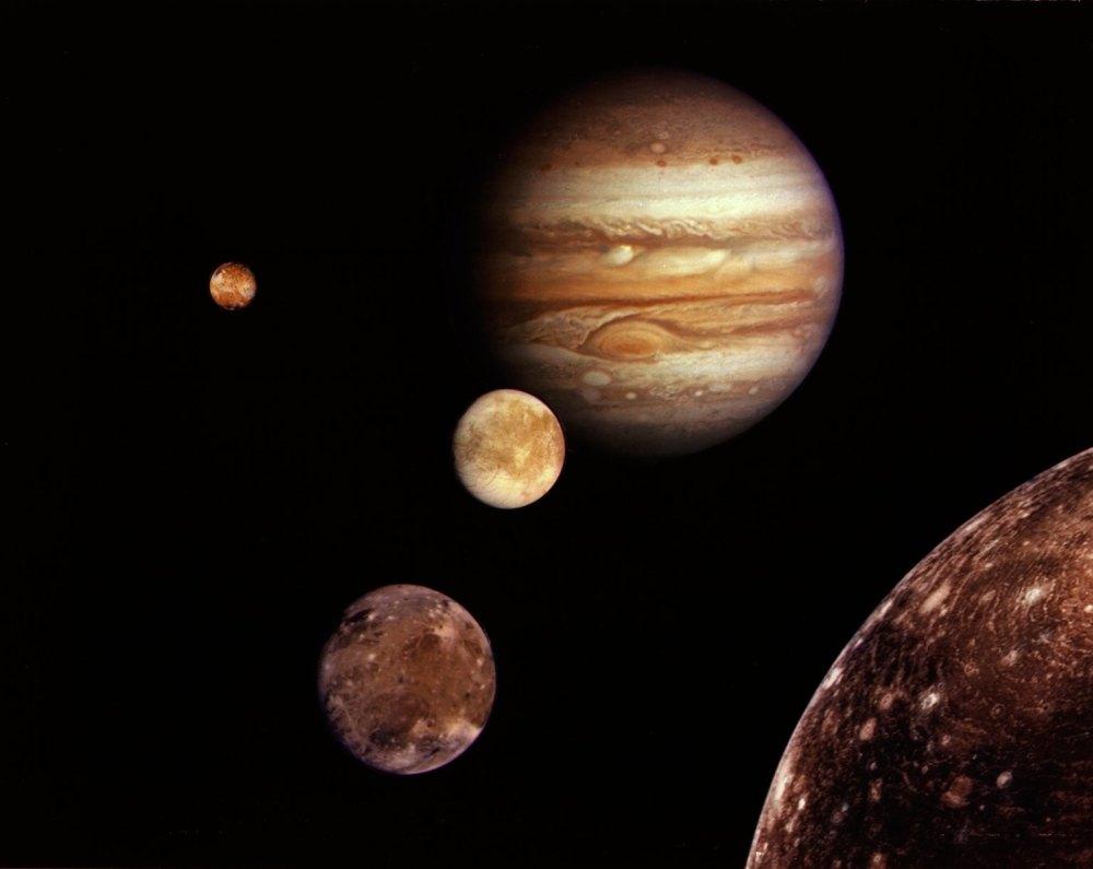 Life in our Solar System – Europa, Ganymede & Callisto (1/6)