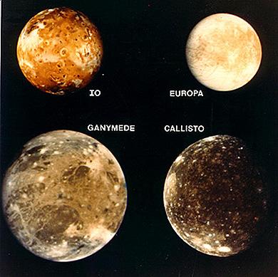 Life in our Solar System – Europa, Ganymede & Callisto (2/6)