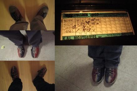 Boulder Bowling