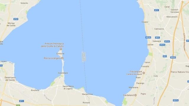 Lazise am Gardasee vom 23.–30.07.2017
