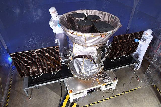 TESS स्पेस टेलीस्कोप