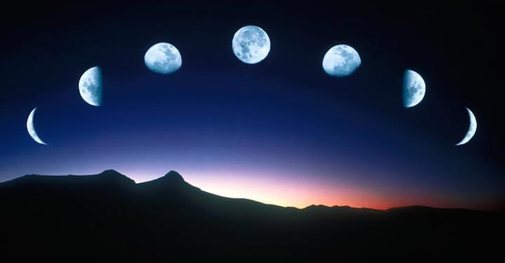 New Moons and Full Moons Astrology -
