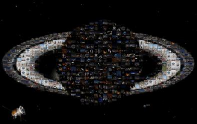 AWB Saturn Mosaic