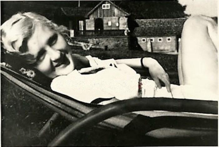 Гитлер и Ева Браун
