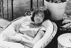 Жребий брака в гороскопе Жаклин Кеннеди