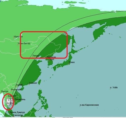 Карта в формате АКГ
