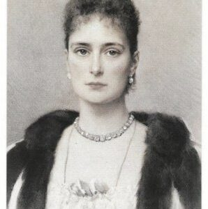 Царица Александра Федоровна