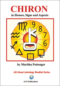 Chiron in Signs, Houses, and Aspects image