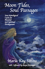 Moon Tides, Soul Passages Your Astrological Cycles for Personal and Spiritual Development image
