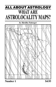 What are Astrolocality Maps? image