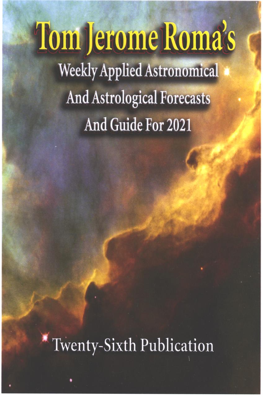 2021 Desktop Annual Front Cover