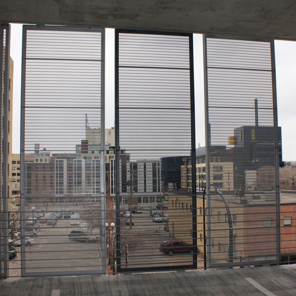 Perforated Metal Gallery