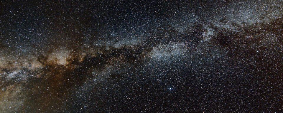 Milkyway at Astrofarm astronomy centre