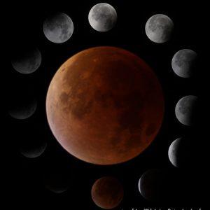 Astronomy calendar Lunar eclipse sept 15