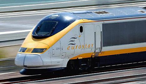 Eurostar to Astrofarm