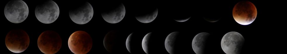 Lunar eclipse newsletter subscribe